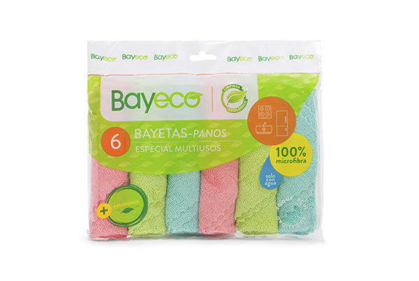 Bayeco - pack 6 colores